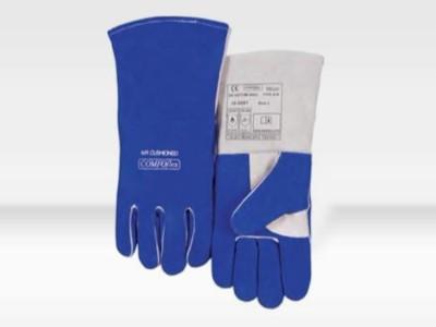注意:您需要一双这样的焊接手套