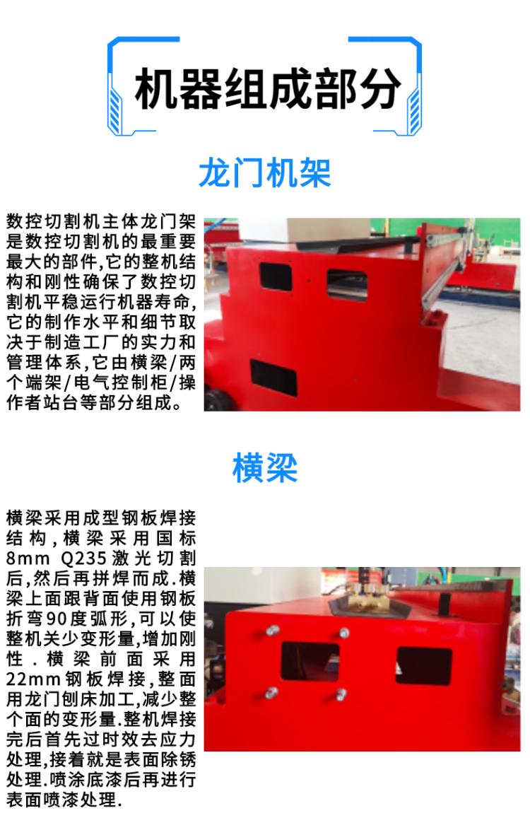 龙门数控切割机 (3)