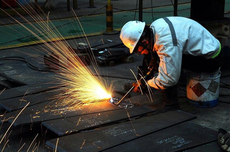 焊工工作2