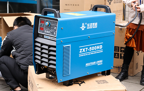ZX7-500HD电源图