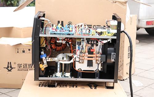 ZX7-500HD线路板细节图