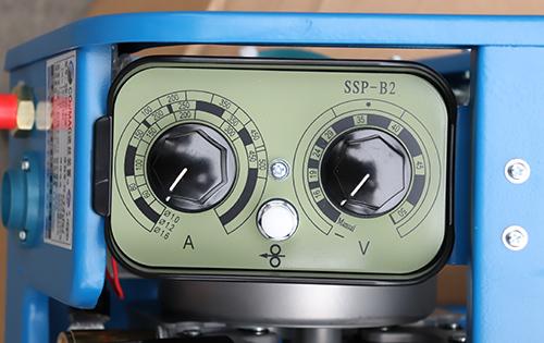 NB-500HD电源附件-送丝机细节图