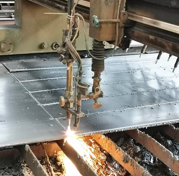 龙门数控火焰切割机