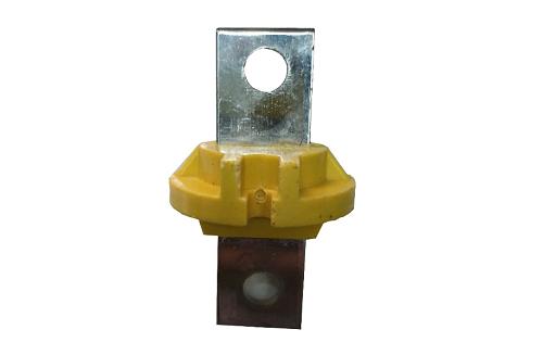 单铜片接线板