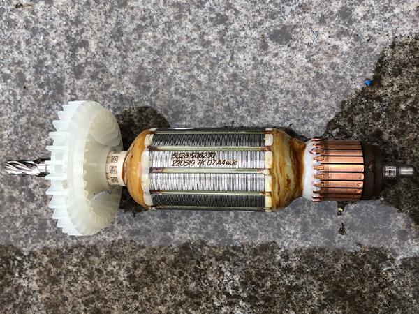 KBE-35磁力钻附件-转子图