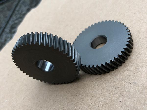 KBE-35磁力钻附件-齿轮图