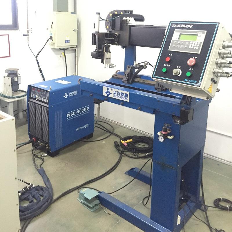焊接专机直缝焊