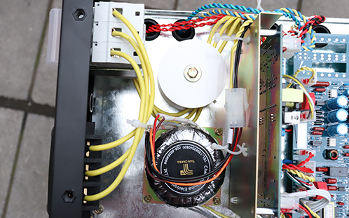 WSM-400IGBT Pro变压器